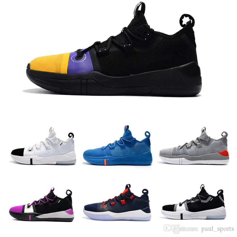 a4220cfb3c2 2018 New Kobe AD EP ID By Kuzma Basketball Shoes for High Quality ...