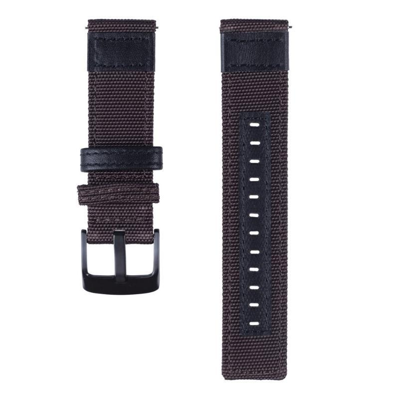 Classic Universal Jeep Nylon Watch Strap Watchband Replacement Watch Strap Replacement for 18mm 20mm 22mm Bracelet