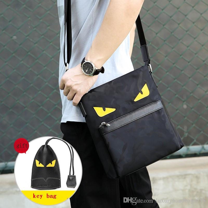 Fashion Shoulder Bags High Quality Unisex Canvas Messenger Bag For Black  And Blue Crossbody Bag Bag Handbags Shoulder Bags Online with  44.32 Piece  on ... 816da8610fbdd