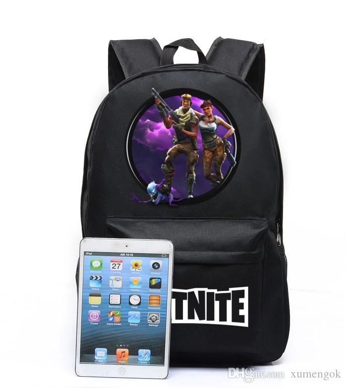 9be65119d10c Fortnite School Canvas bag Shoulder bag fortnite gifts