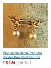 2018 New Fashion Women Long Stud Earring Black Butterfly Cute Animal Crustal Pendant Chain Tassel Earrings For Women 8g