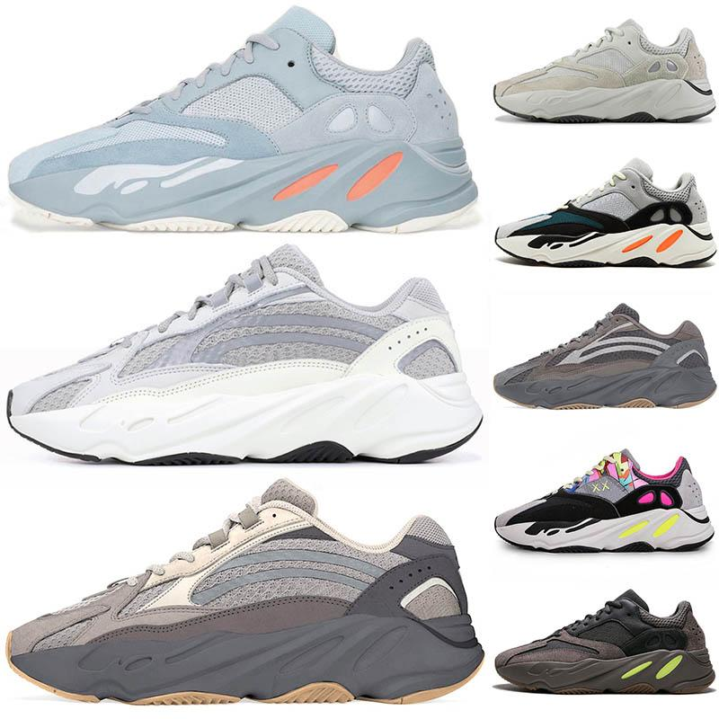 59fbc77c6cab7 2019 Static 700 Wave Runner Inertia Mauve Mens Women 500 Shoes Fashion  Designer Shoes 700 Brand Kanye West 3M Trainers Sport Sneakers 36 46 From  ...