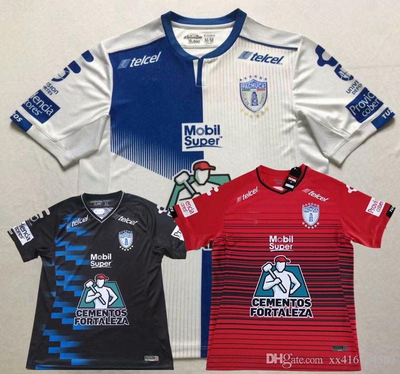 9165f3d19 2019 Best Quality 2018 2019 CF Pachuca Home Away 3rd Soccer Jersey 18 19  Liga MX Club Pachuca Football Shirts S 2XL From Xx416764580