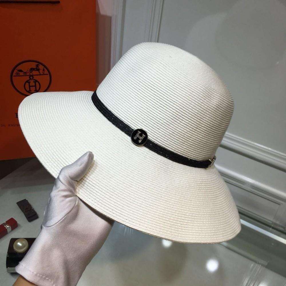 a4f27e9c Women's Dome Cap 2019 New Straw Hat Super High-grade Fine Grass ...
