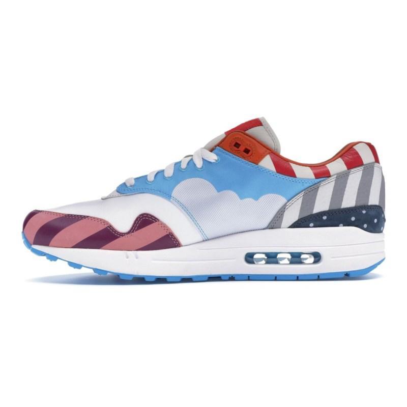 f0f66056b9 New Style Netherland Designer Piet Parra 1 White Multi Running Shoes ...