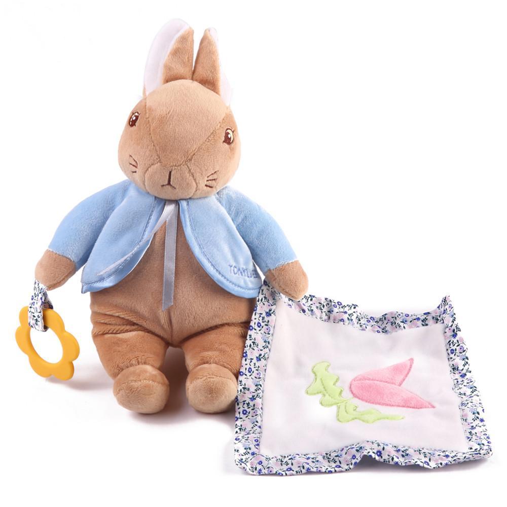 2019 Mini Cute Bunny Soft Plush Toys Rabbit Stuffed Animal Baby Gift