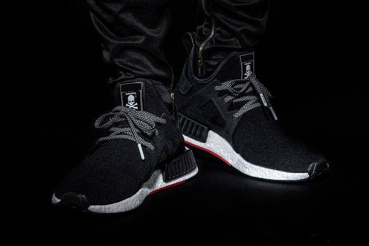 22b31ffa3e169 2019 2018 New Nmd XR1 Runner Mastermind Japan Master R1 Mind Primeknit PK  Black Men Women Running Shoes Sports Shoes Sneakers Size 36 45 From ...