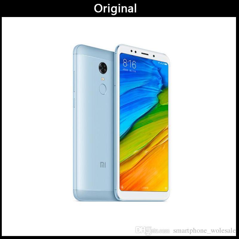 Global ROM Xiaomi Redmi 5 Plus 3GB RAM 32GB ROM Mobile Phone 5 99 18:9 Full  Screen Snapdragon 625 Octa Core 4000mAh MIUI 9 OTA