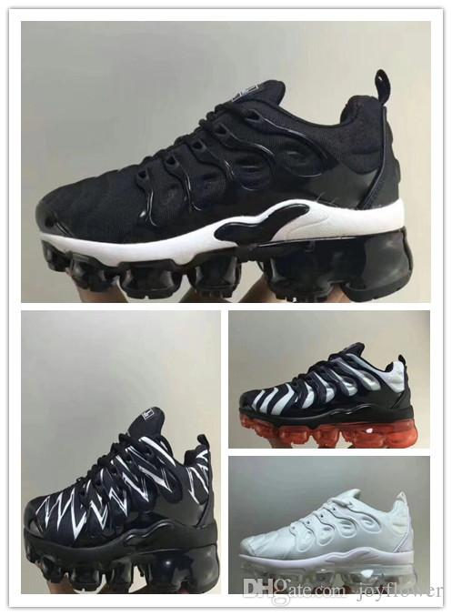 e7bb5f1d6c NEW Kids Baby Plus Tn Boy Girl Shoe For Children High Quality Classic  Athletic Outdoor Mix Sneaker Black Casual Shoes Cheap Running Shoes For Kids  Childrens ...