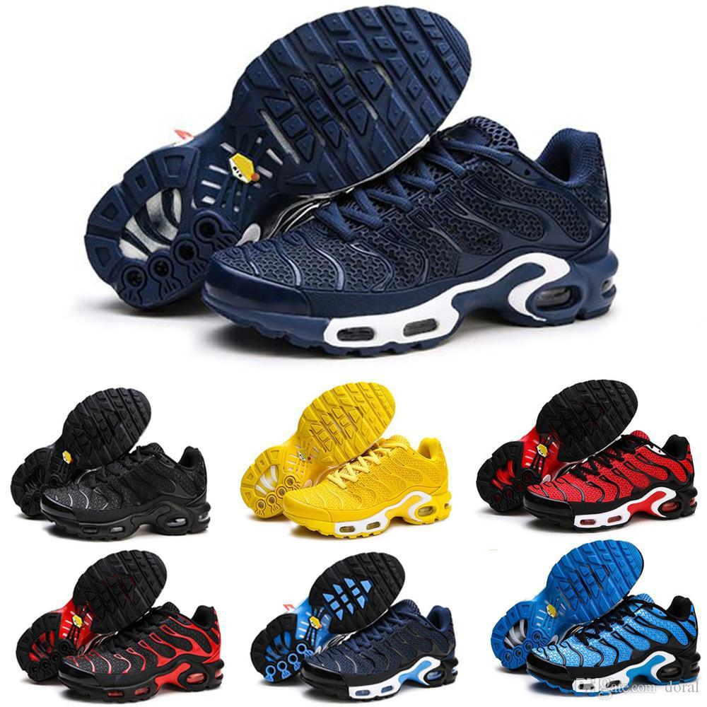 brand new e5115 f6c60 nike TN plus air max airmax 2019 New Hot Air Ultra TN oro metallizzato  scarpe da corsa uomini economici 2017 nuove scarpe Air GPX TN1 Tuned uomo  nero ...