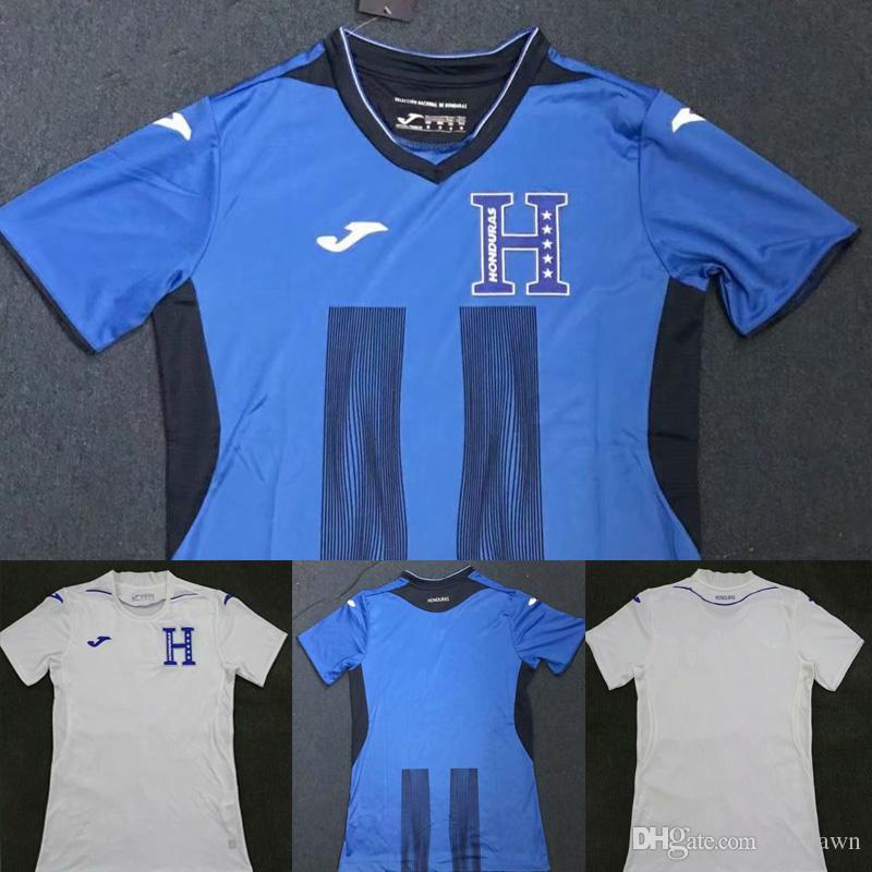 4eac8d401ab 2019 Honduras Jersey 2019 Gold Cup Football SHIRTS Honduras Soccer Jersey  19 20 Camiseta De Futbol Maillot Camisa De Futebol From Yuprawn