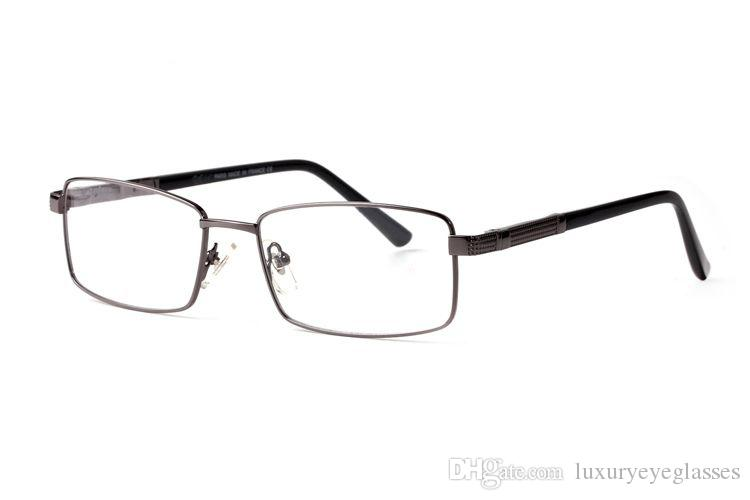 e7310239bcf Optical Frame Eyewear Buffalo Horn Golden Metal Sunglasses Clear Frame  Glasses Mens Retro Shades Brand Luxury Pilot Goggle C29 Glasses Online  Polarized ...