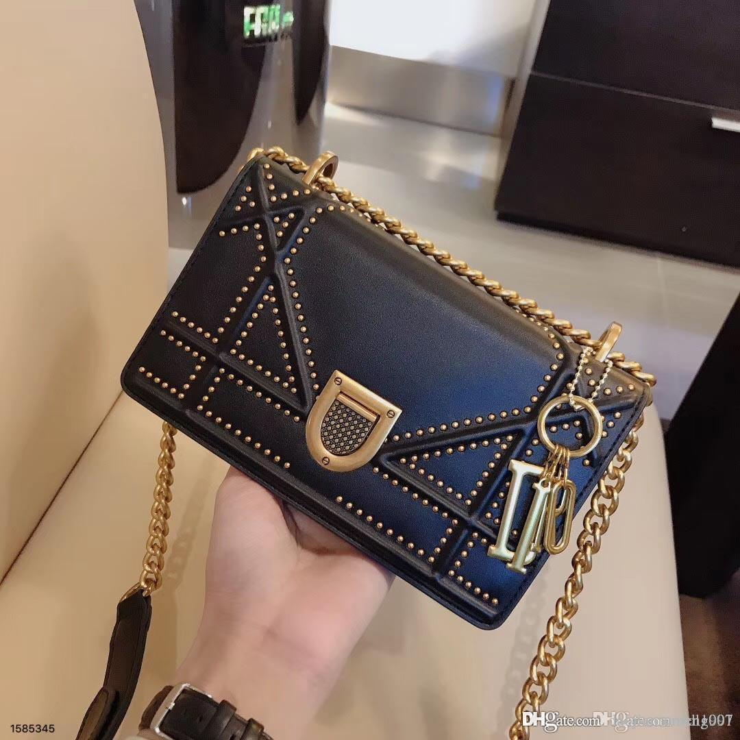 Luxury brands High-end custom Select Genuine leather material fashion The wallet Exquisite hand bag card 2-22