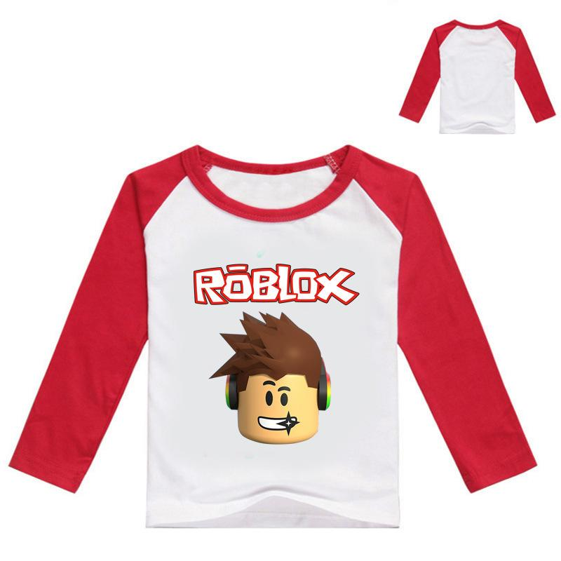 5007d4b84 2019 3 16Years 2019 Boys T Shirts Roblox T Shirt Baby Ninjago Boy ...