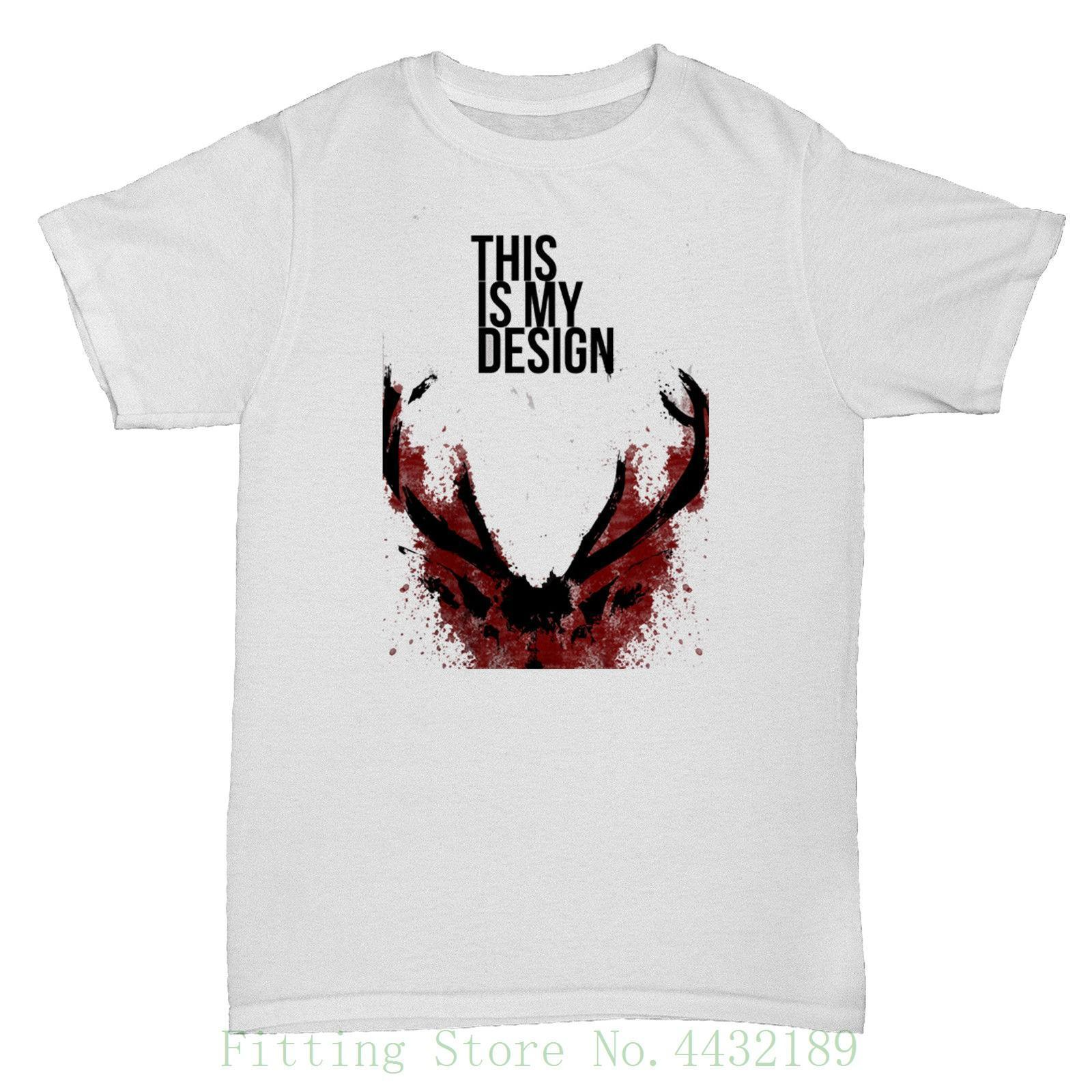 This Is My Design Hannibal Inspired Movie Film 80s 90s Tv Cult