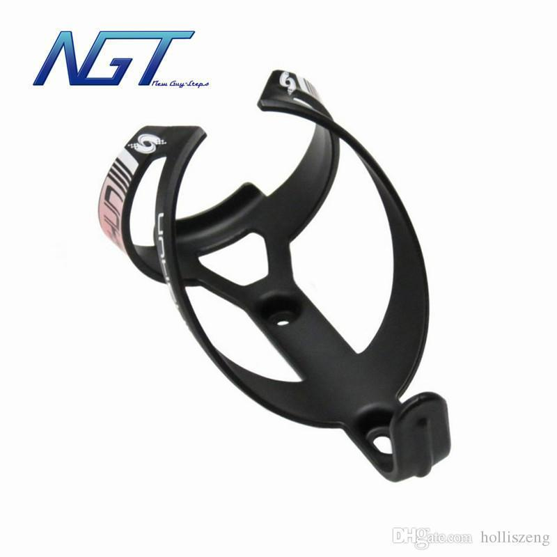 Cheapest On Line Shop UD Matt Aluminum+Carbon light weight Bottle Cages Fashion Bicycle Accessories Water Bottle Holders With