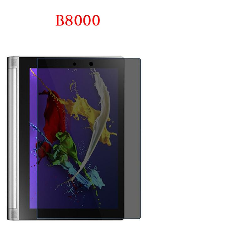 For Lenovo B8000 Yoga Tablet 10.1inch Screen Protector Privacy Anti-Blu-ray effective protection of vision