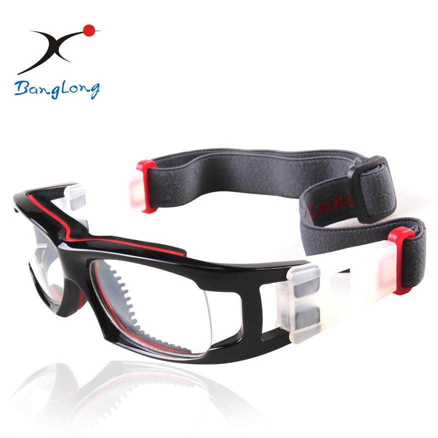 Protect our eyes when playing basketall Outside Clear lens UV400 Sports Glassesbasketball Eyewear man women sport googles