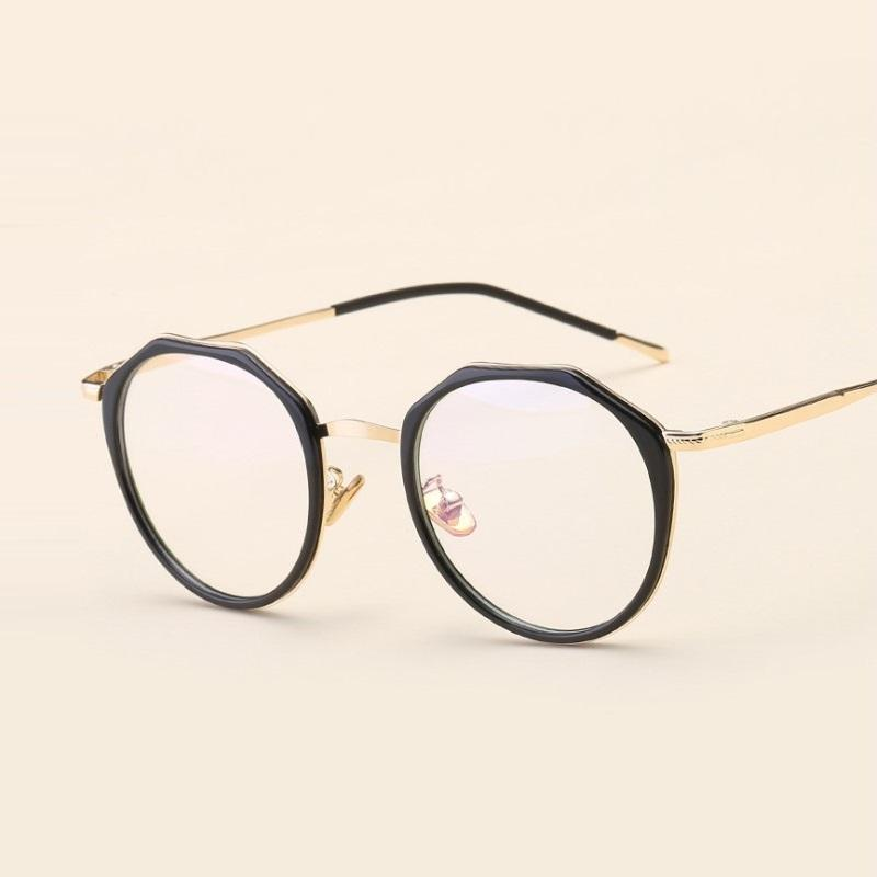 c8e853837a Width-140 New Fashion TR90 Alloy Transparent Glasses Computer ...