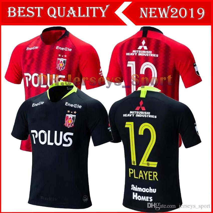 J League Football Shirts: 2019 J League Japan 2019 Urawa Red Diamonds Soccer Jerseys