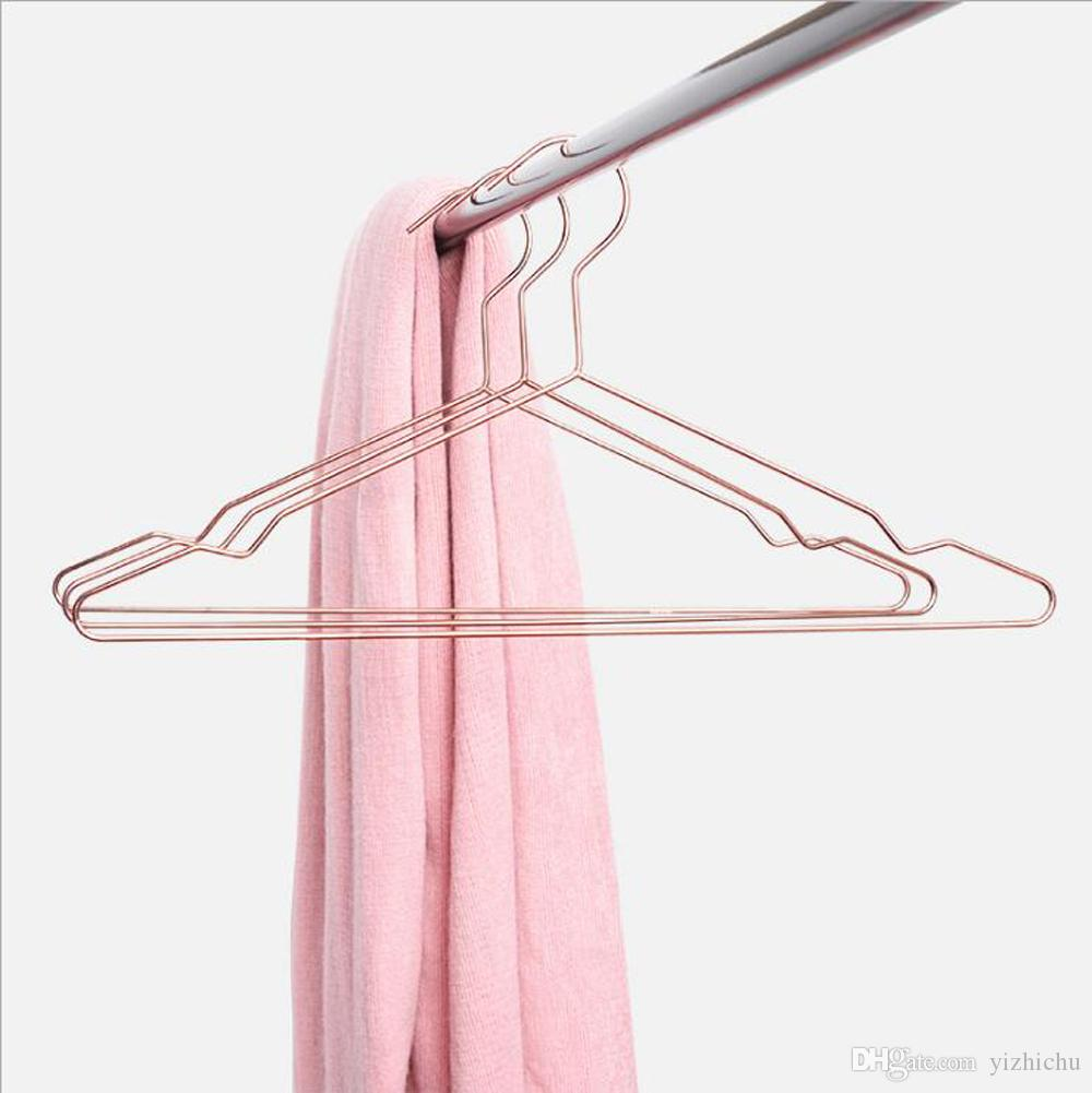 "16.5"" Iron Strong Metal Wire Clothes Hangers,Standard Suit Coat Hangers, Home drying racks,Everyday Use Hangers for Wardrobe,10pc"