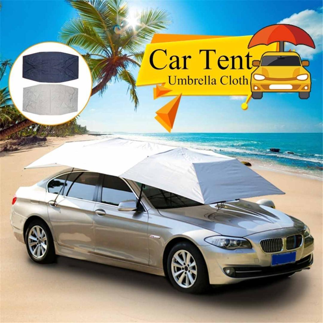 Full Automatic Car Umbrella Sun Shade Waterproof Outdoor Car Vehicle