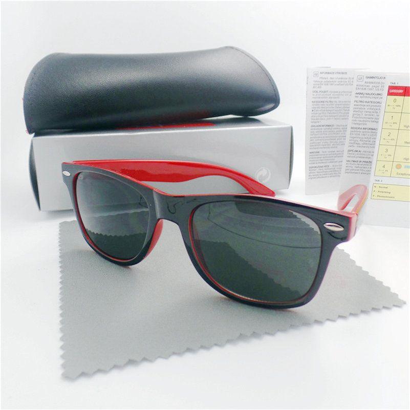 4fb2c3b6a0cb Brand New Summer Men Beach Sunglasses GLASS LENSES Cycling Glasses ...