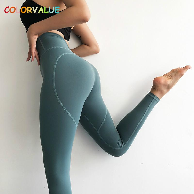db65f1ed9d219a value Heart Shaped Hips Push Up Yoga Pants Fitness Tights Women Flexible  High Waist Sport Athletic Leggings Activewear From Capsicum, $31.69 |  DHgate.Com