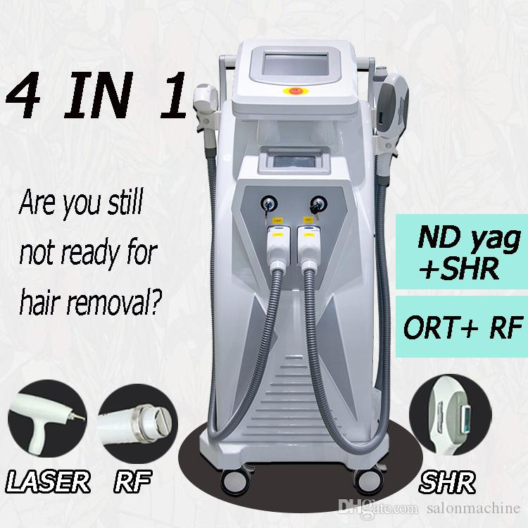 For home use elight ipl rf shr ipl hair removal skin lifting rf machine nd yag laser long pulse hair removal