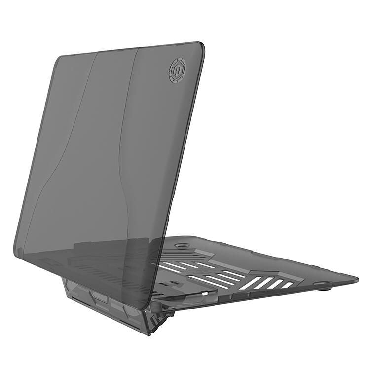 check out 8ce87 431ff Multi-function Hard Laptop Cover for Mac Macbook Air 13 Anti-Scratch  Protective Case Shell with Stand and Handle