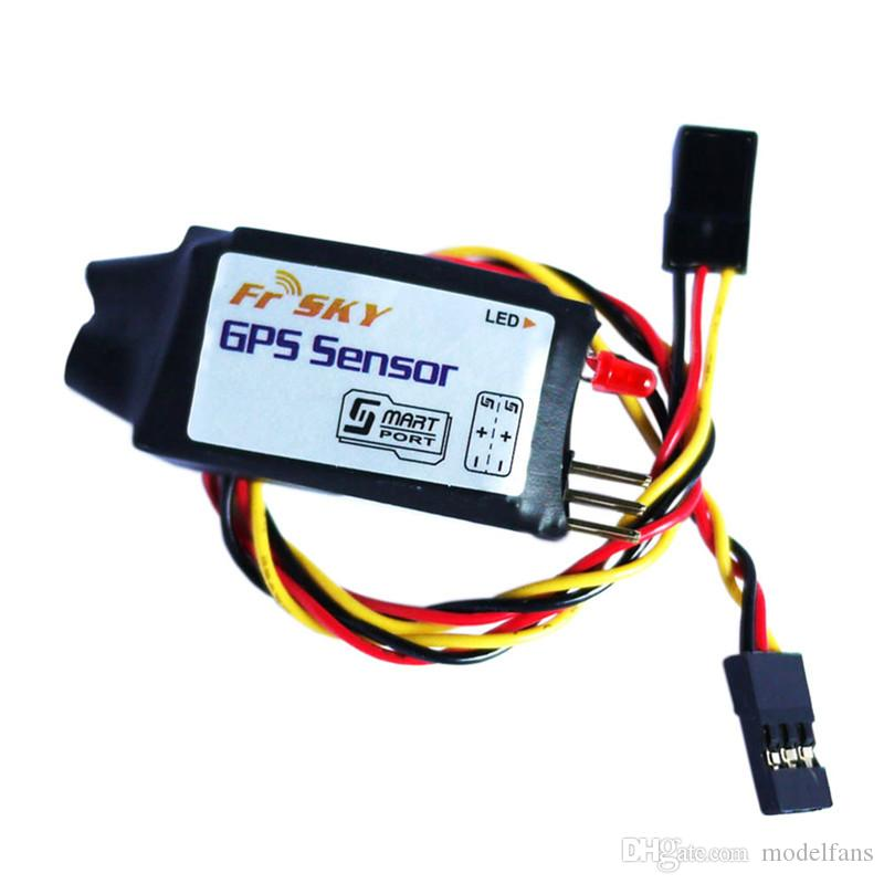 FrSky GPS Sensor with S PORT work with X8R X6R X4R Receivers Compatible for  RC Airplane Great addition to Taranis setup
