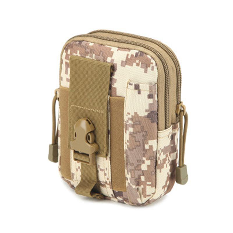 Sports Tactical Bags Multi-Purpose Poly Tool Holder EDC Pouch Camo Bag  Military Nylon Utility Tactical Waist Pack Camping Hiking Nylon Tactical  Waist ... e5af1bf258291