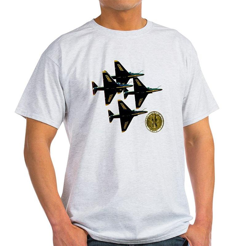 df413f720 Retro T Shirts Crew Neck Graphic Blue Wholesale Discount Us Navy ...