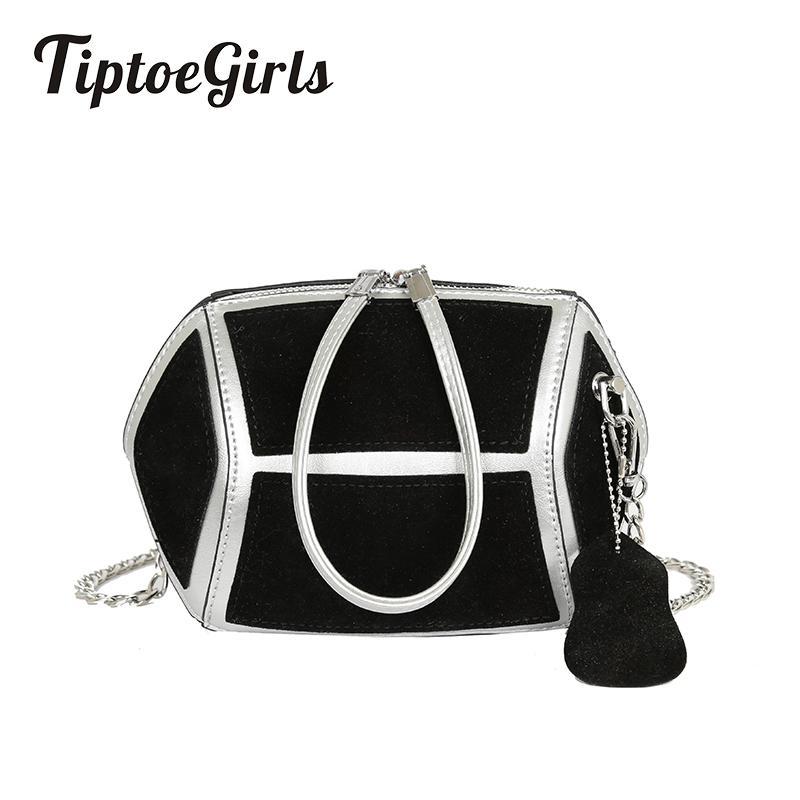 2744bff7515f 2019 Fashion New Matte Stitching Small Bag Female 2018 New Korean Version  of the Wild Fashion Personality Handbag Shoulder Messenger Bag