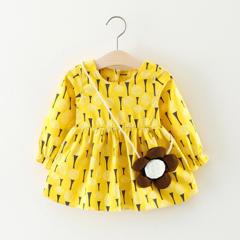 66394678648d Good Quality New Baby Girls Dress Newborn Clothing Fashion Design ...