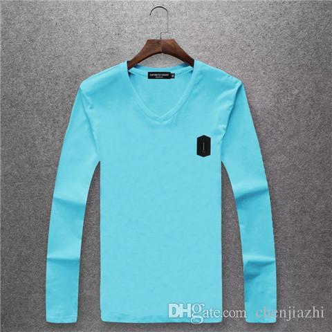 6d6aa914d 2018 Luxury Brand Designer 099 Men's Clothing T-shirt Fashion Casual ...