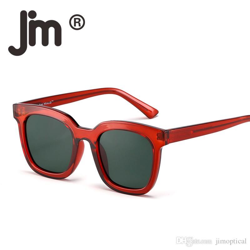 6fc0441be8 Compre Retro Vintage Oversized Flat Mirrored Lens Gafas De Sol De Diseño De Marco  Cuadrado Gafas De Sol Gafas Entintadas Para Mujeres Hombres A $10.65 Del ...