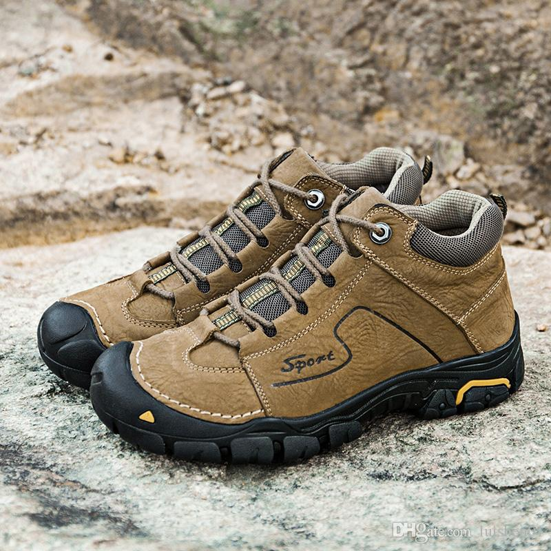 2064271a9f7 2019 2018 Hotesale Brand New Men S Hiking Shoes