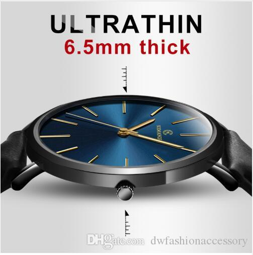 Watches Male Men Roman Masculine Simple Clock S Kemanqi Relojes 5mm Business Watch 6 Thin Quartz Fashion New Ultra FTl1c3JuK