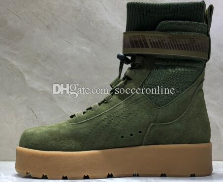 timeless design 7fa16 9c3da heißer guter Preis Rihanna x FENTY Sneaker Boot Schuhe, FENTY BEAUTY DURCH  RIHANNA, Hohe Barrel Warming Slim Boots, Laufschuhe für Damen, formelle ...