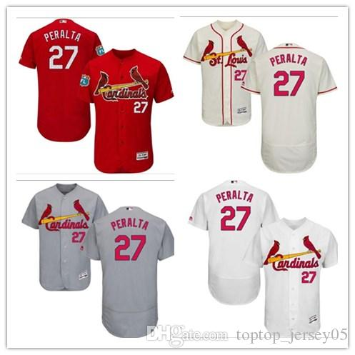 2018 St. Louis Cardinals Jerseys  27 Brett Cecil Jerseys Men WOMEN ... 6bf41b5bd