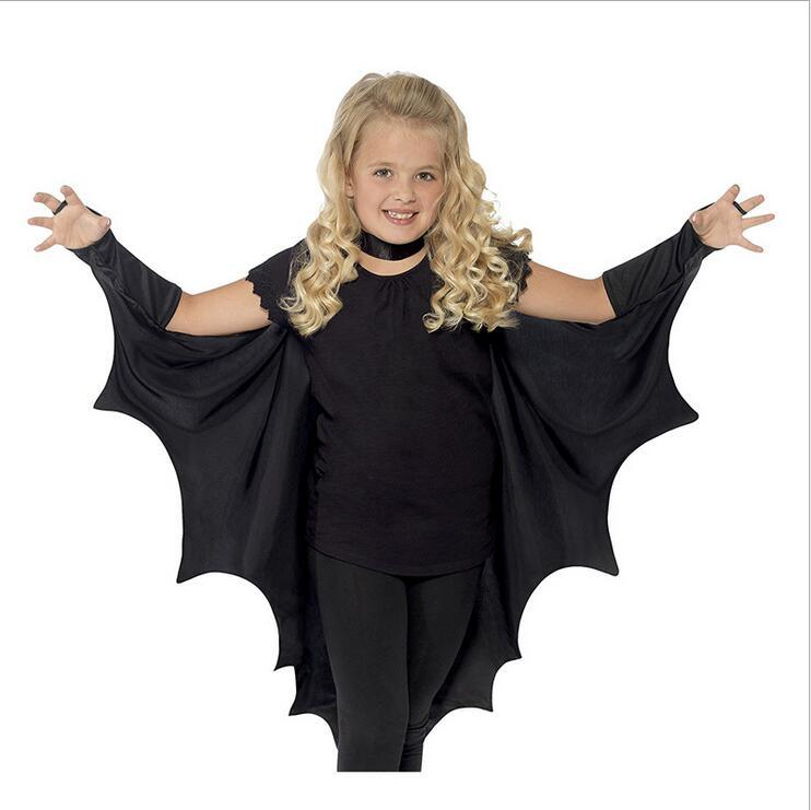Children's performance clothing jumpsuit bat bat wing shape costume children's wear stage costume