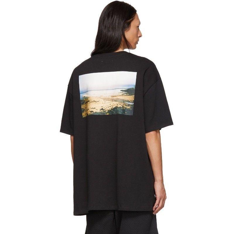 841de301 18SS FEAR OF FOG GOD ESSENTIALS BOXY PHOTO T Shirt Men Women Summer ...