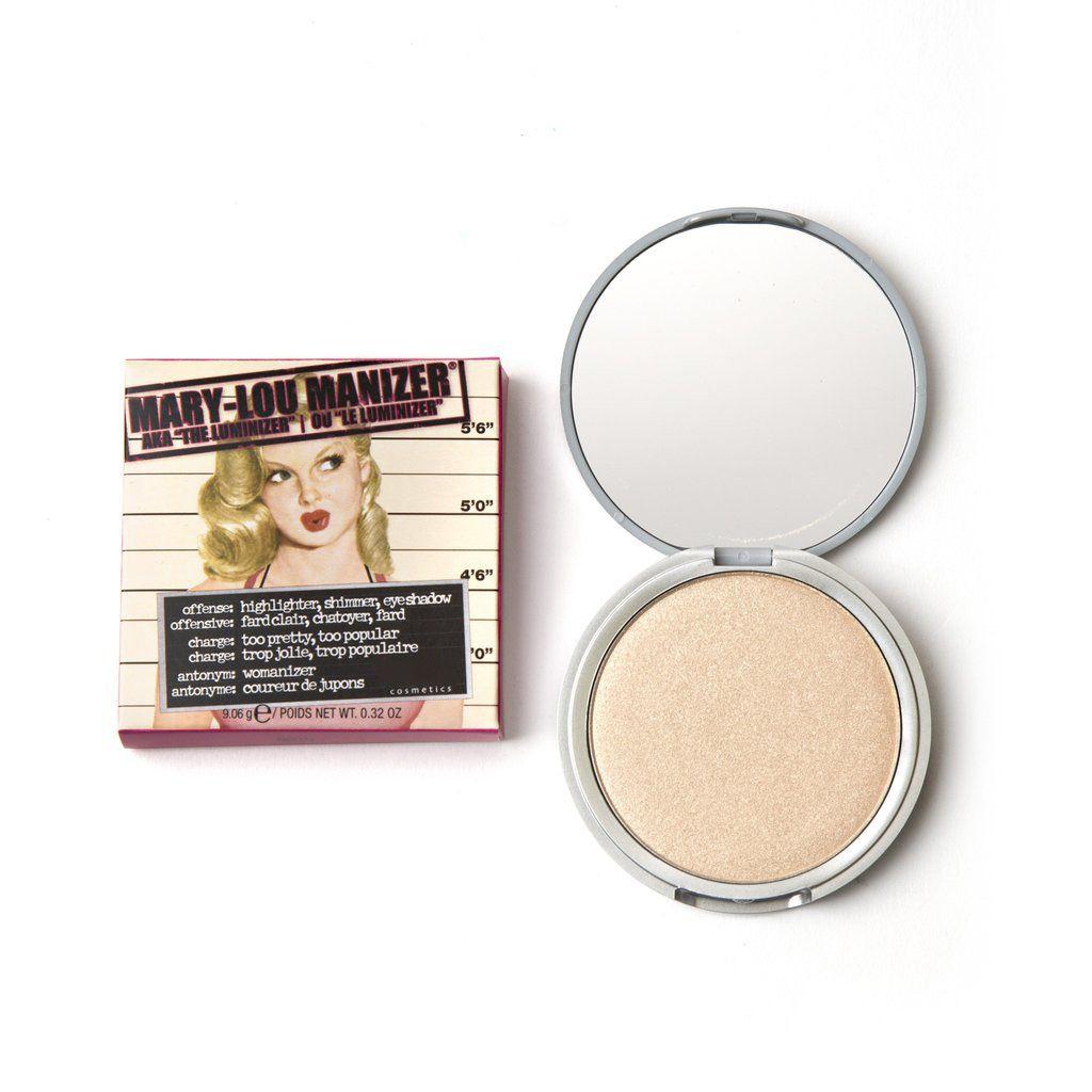 Laura Mercier Mineral Compact Face Makeup LORAC Metal Crush Extreme Diamond  Highlighter Pressed Powder Cosmetics 8 5g