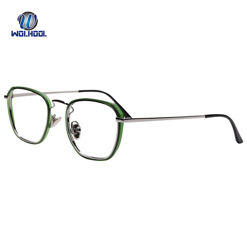 4ad93197b62e 2019 New Eyeglasses Frames Women 2018 Reading Glasses Men Glasses Frame For Eyeglasses  Frames Fake Oculos De Grau Feminino From Marquesechriss