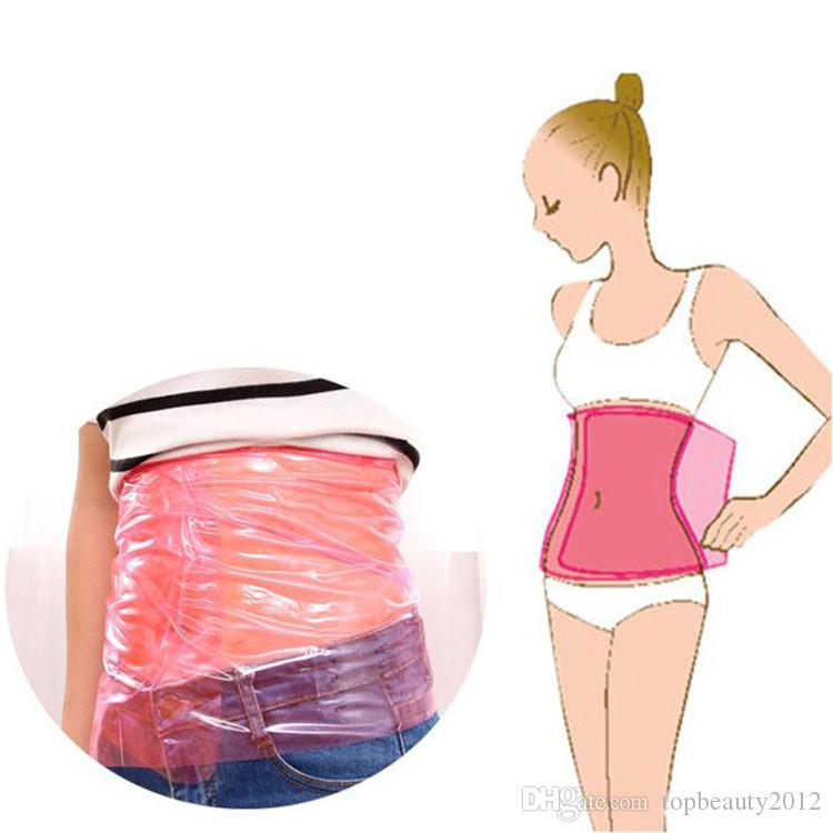 Sauna Slimming Waist Wrap Tummy Belly Belt Sauna Wraps Thigh Calf Lose Weight Body Shape Up Slim Belt Body shaper