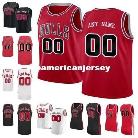 Wholesale Custom New basketball Jersey customize Any number any name Mens  Youth Women Stitched Personalized Red Black White vest Jerseys