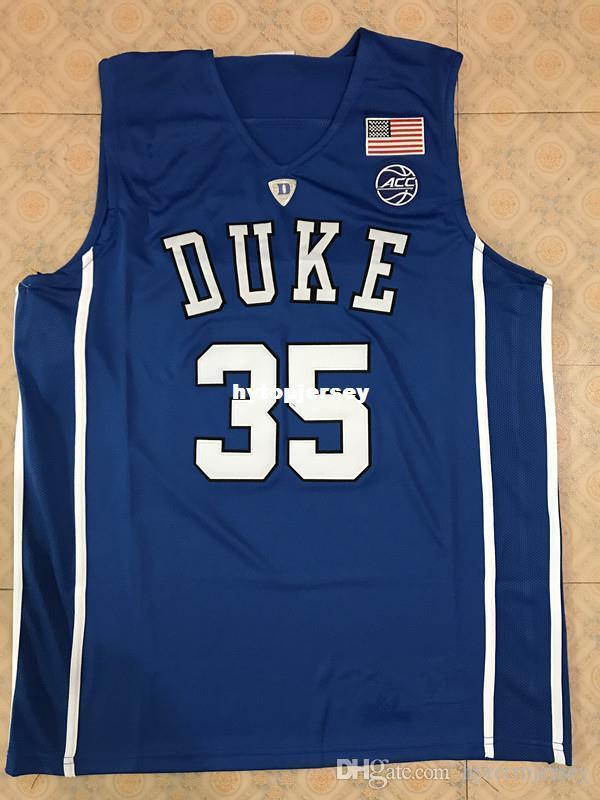 c85135801fe3 2019  35 Marvin Bagley III Duke Blue Devils Retro Top Stitched Basketball  Jerseys XS 6XL Vest Jerseys NCAA From Hyretrojersey
