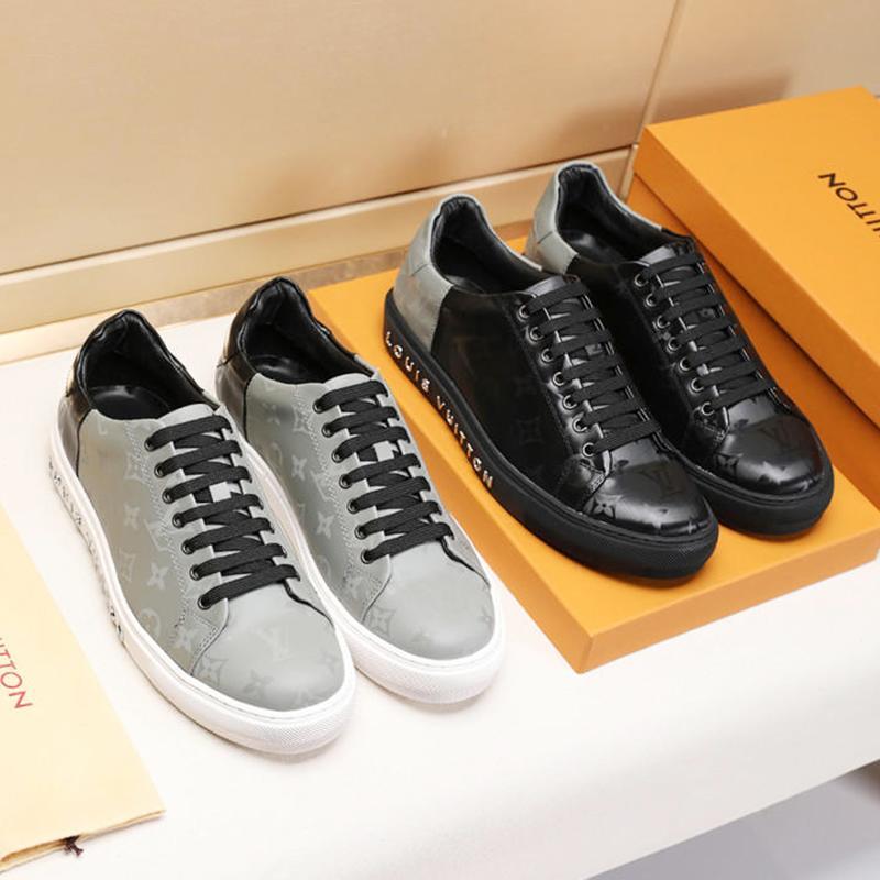 6279c944409c4f Großhandel Sportlich Herren Schuhe Casual 2019 Mode Hohe Qualität Outdoor  Street Plattform Schuhe Trägt Zapatos De Hombre Lace Up Vintage Luxemburg  Sneaker ...