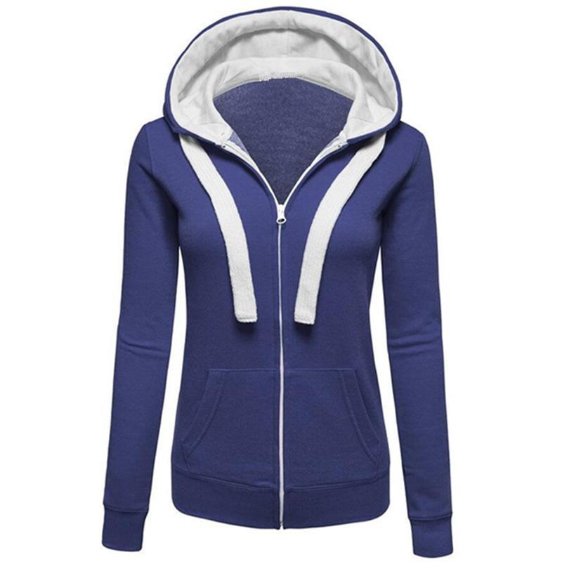 493717a1730 2019 3XL Grey Pink Hoodie Stitching Unisex Zip Up Hooded Lapel Zipper  Hoodies Sweatshirt Women Or Men Coat Top From Nancen